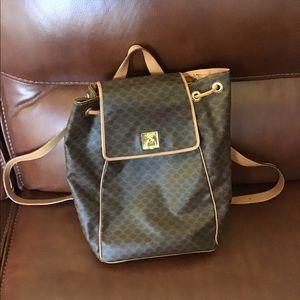 Authentic Vintage Celine Backpack